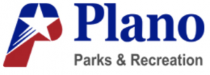 Plano Parks and Recreation Logo links to their site